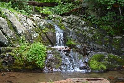 Doyle's River Upper Falls