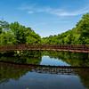 Foot Bridge Over Canal, Princeton, NJ