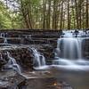 Waterfall in Salt Springs State Park, PA 10/15/17
