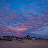Colorful Cloudy During Sunrise, Ocean Grove, NJ