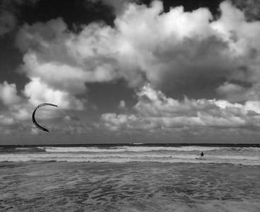 Kite Surfing - Pacific Beach