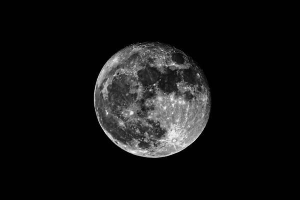 Summer Moon in July, 2021