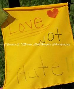 """""""Love 4 Bmore"""" Lake Montebello, Baltimore MD"""