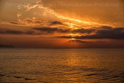 Rising Sun, Goleta Beach 5