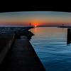 Shark River Inlet Sunrise 2/18/17