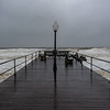 Nor'easter at Ocean Grove Pier 10/27/18