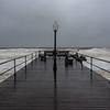 Nor'easter at Ocean Grove Pier 10/27/18