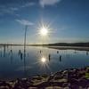 Sunrise Reflection, Manasquan Reservoir, Howell, NJ