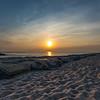 Sunrise Over Shark River Inlet 5/26/16