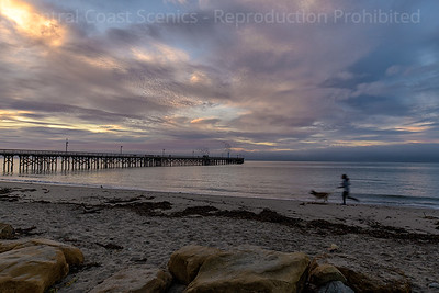 Goleta Pier Sunrise 3