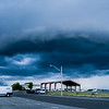 Storm Squall Arching Across the Sky, Wall, NJ