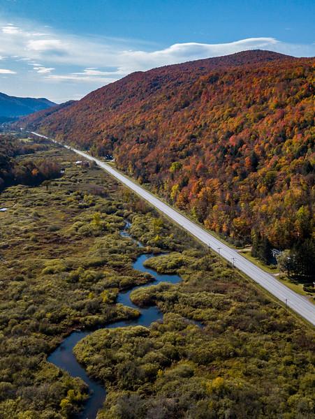 An Autumn Scene in Vermont 10/10/19