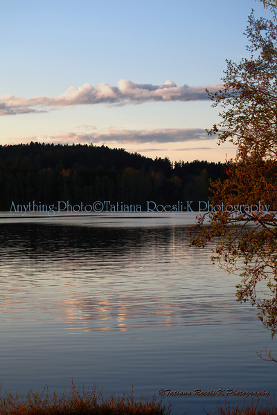April 13, 2012 at the Elk Lake