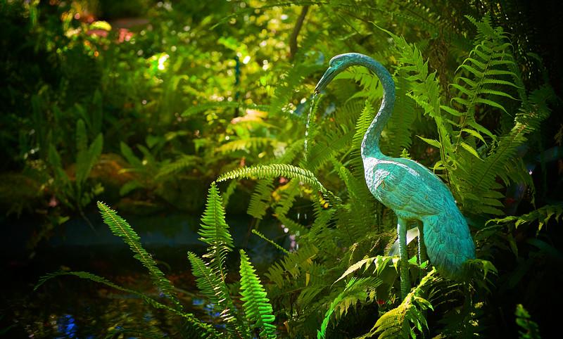 """ETC-3288  """"Aqua Bird Fountain"""""""