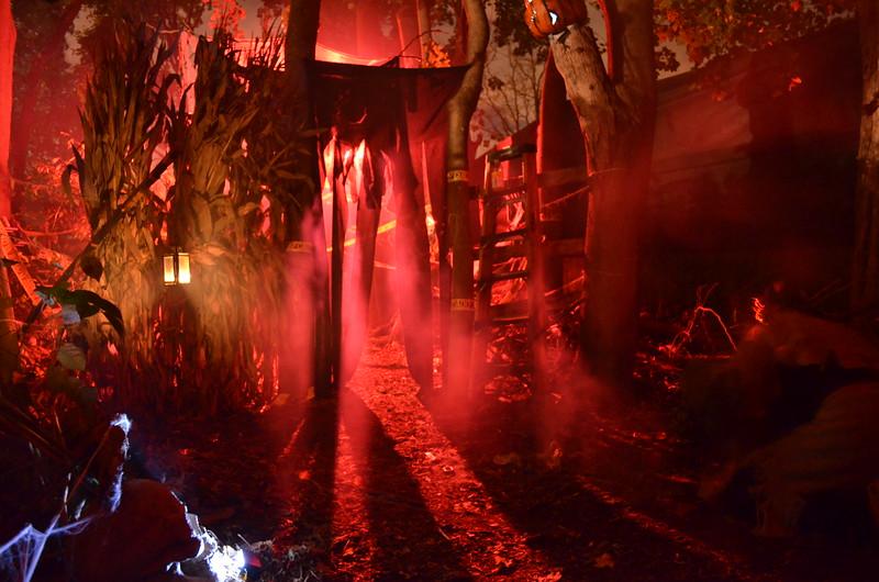 Halloween Haunted Trail, Farmingdale, NJ