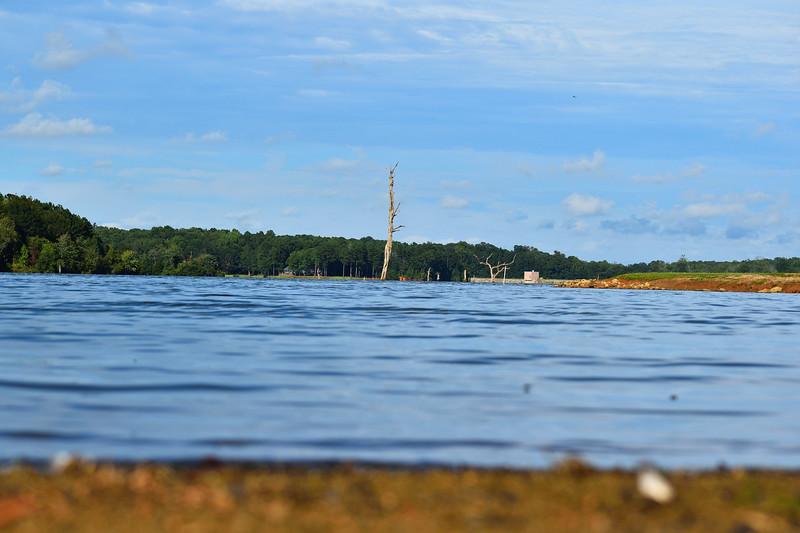 Shamrock Lake.  Jonesboro, Ga