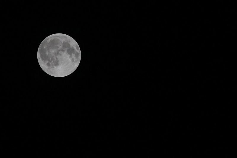 Solitice Moon