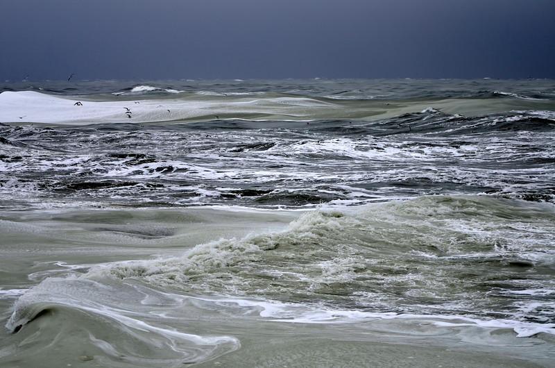 The magical sea
