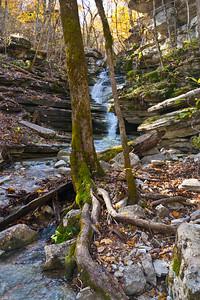 creek at Blanchard Springs