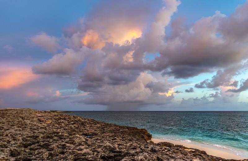 Storm Front Over The Ocean 7/18/19