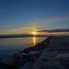 Shark River Inlet Sunrise, Belmar, NJ