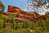 Red Rock Mountain Cliffside in Sedona Arizona