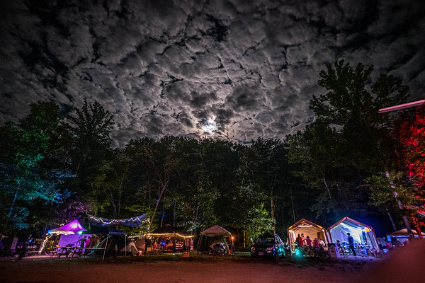 moonrise over MAGStock '17