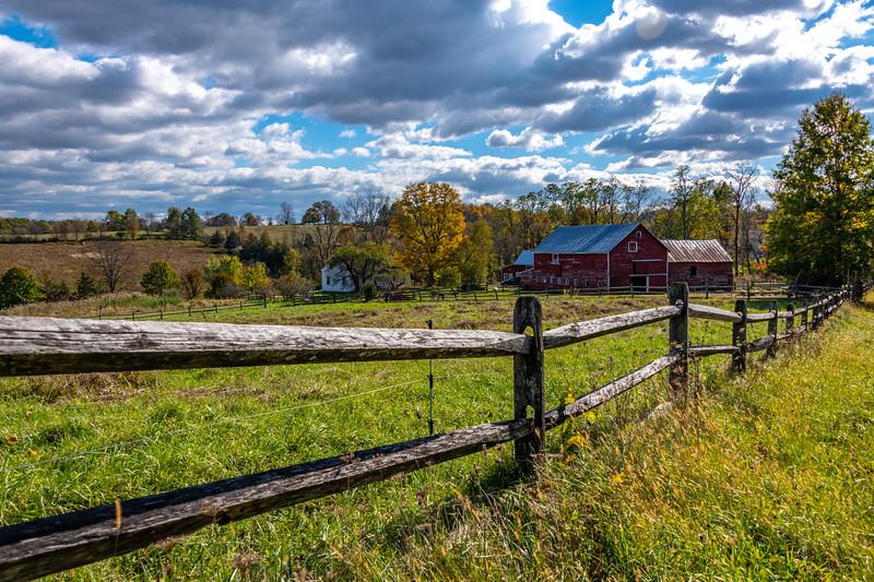 Farmhouse Scene 10/24/18