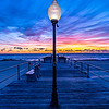 Predawn Colors Over Ocean Grove Pier 11/29/19