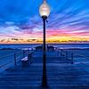 Predawn Colors Over Ocean Grove Pier 11/29/19
