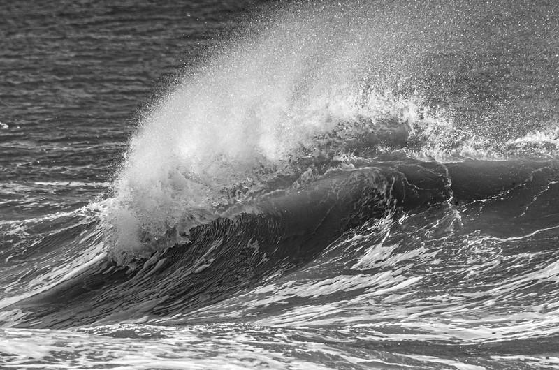 Rough Seas from Hurricane Paulette 9/22/20