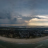 Panorama Over Corolla, Outer Banks 8/14/18