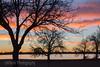 Sunrise over Boyd Lake