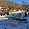 Cataract Falls January 10, 2010