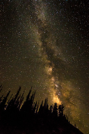 Utah Milky Way ~ Phyllis Peterson