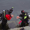 sign language - instruction for diving - Nature Stock Image by Professional Nature Photographer Christina Craft