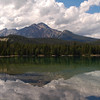 Rocky Mountain landscape mountains scenic landscape - Photograph by professional nature stock photographer Christina Craft reflections