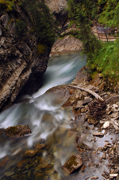 Long exposure photography - waterfalls and rapids - Nature Stock Image by Professional Nature Photographer Christina Craft