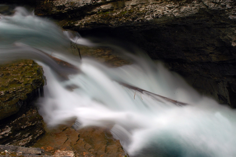 Water - river - long exposure - Nature Stock Image by Professional Nature Photographer Christina Craft