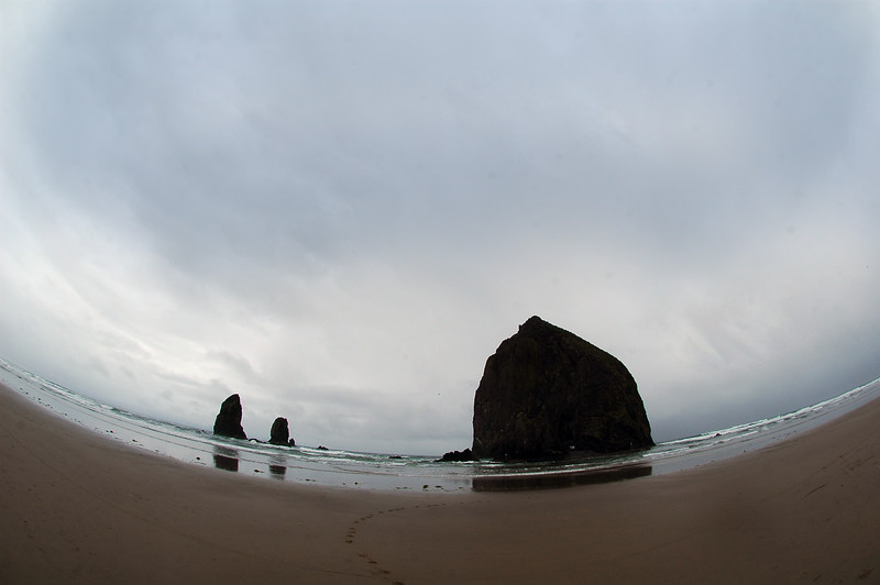 Canon Beach Oregon - Nature Stock Image by Professional Nature Photographer Christina Craft