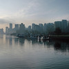 The City of Vancouver, British Columbia (Vancouver, B.C.) - a view from Stanley Park     Travel Stock Photography for the Nature Stock Photography Library by Professional Photographer Christina Craft