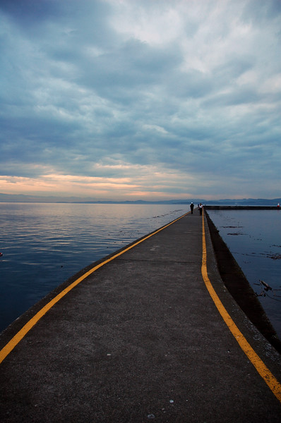 The breakwater in Victoria B.C. Canada<br /> <br /> <br /> <br /> Travel Stock Photography for the Nature Stock Photography Library by Professional Photographer Christina Craft
