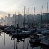 The City of Vancouver, British Columbia (Vancouver, B.C.) - a view from Stanley Park <br /> <br /> <br /> <br /> Travel Stock Photography for the Nature Stock Photography Library by Professional Photographer Christina Craft