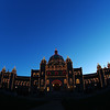 British Columbia Legislature in Victoria B.C. Christmas Lights - seasonal holiday picture  <br /> Professional Nature Photography by Christina Craft of the Nature Stock Photography Library