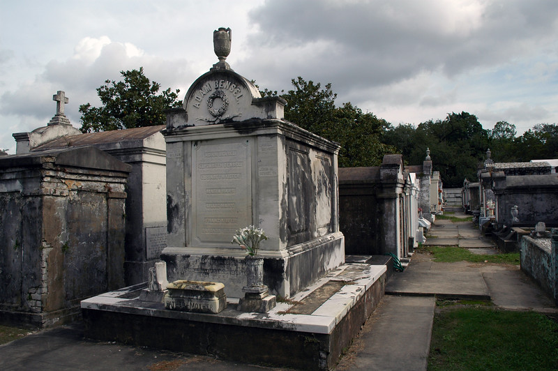 New Orleans Cemetery (pre-katrina)<br /> <br /> <br /> Travel Stock Photography for the Nature Stock Photography Library by Professional Photographer Christina Craft