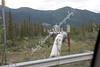 Alaska Pipeline in Wiseman AK