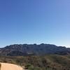 Boney Mountain, Sycamore on a very hot bike ride 2/25