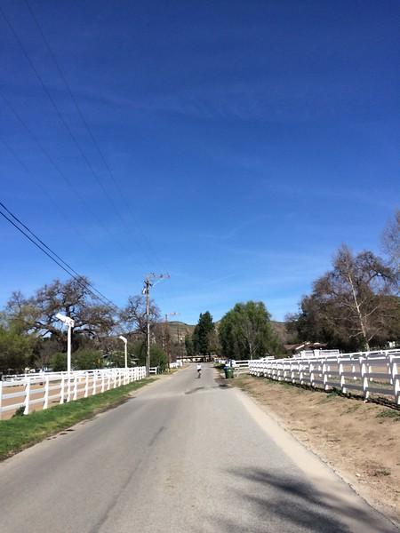 2/24 a ride along Chesebro