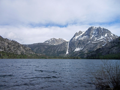 June Lake in June