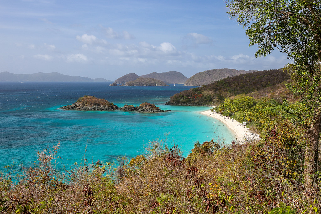 Trunk Bay - St John